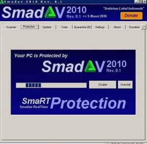 Download Smadav 2010 Rev 8.1 Antivirus Indonesia Terbaik